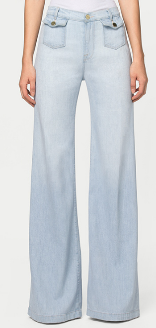 FRAME DENIM 'SOHO' TROUSERS