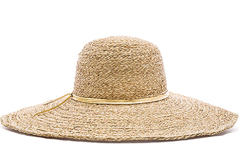 HAT ATTACK BRAID WIDE SUNHAT