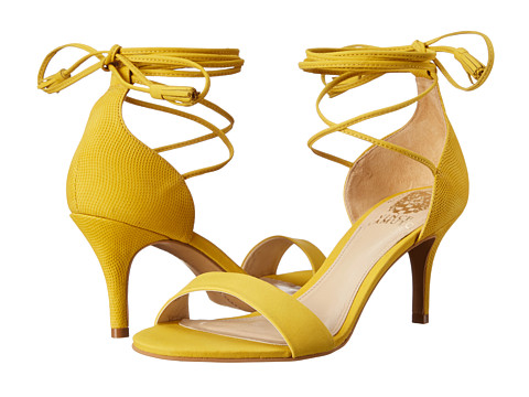 VINCE CAMUTO 'KATHIN' LACE UP SANDAL