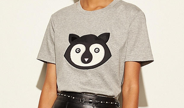 COACH RACCOON T-SHIRT