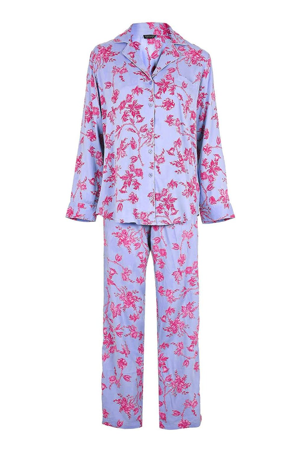 TOPSHOP WALLPAPER PYJAMA SET