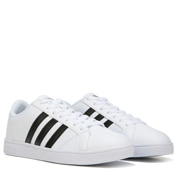 ADIDAS CLASSIC BLACK STRIPED SNEAKERS