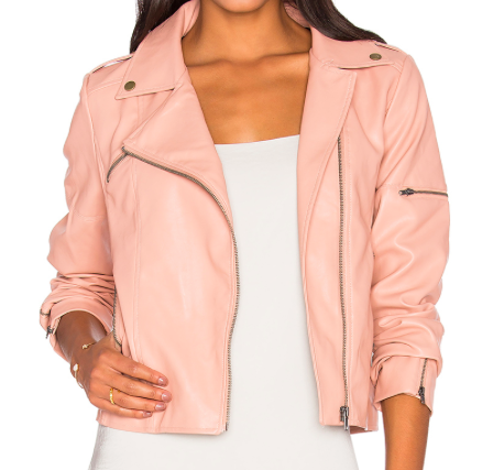 MINKPINK DEPUTY FAUX LEATHER JACKEThttp://bit.ly/2e3tVYY