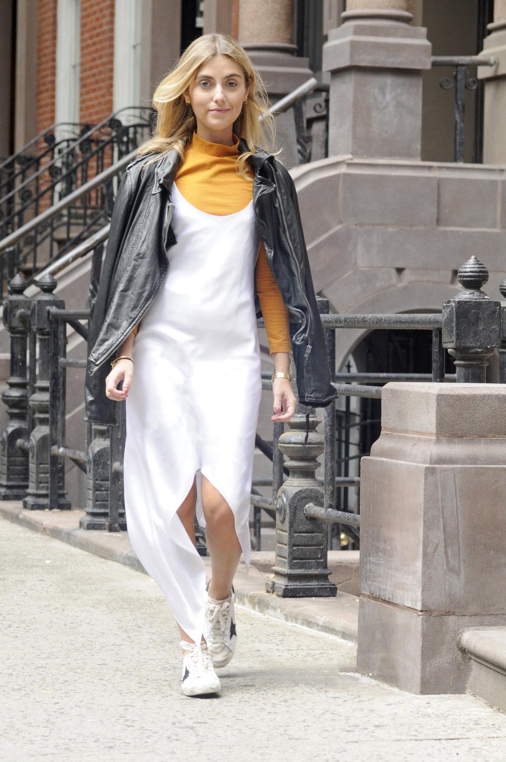 CHARLOTTE BICKLEY YIN 2MY YANG SLIP DRESS TREND