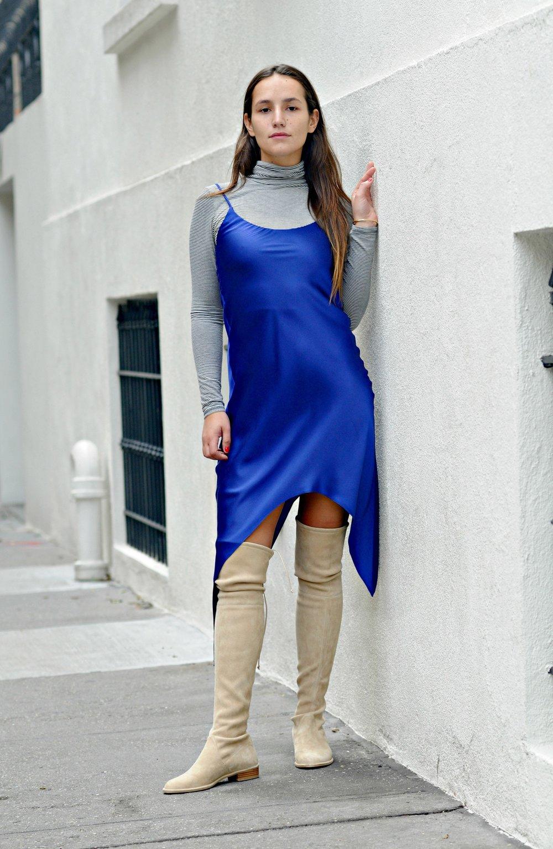SOPHIE BICKLEY YIN 2MY YANG SLIP DRESS TREND