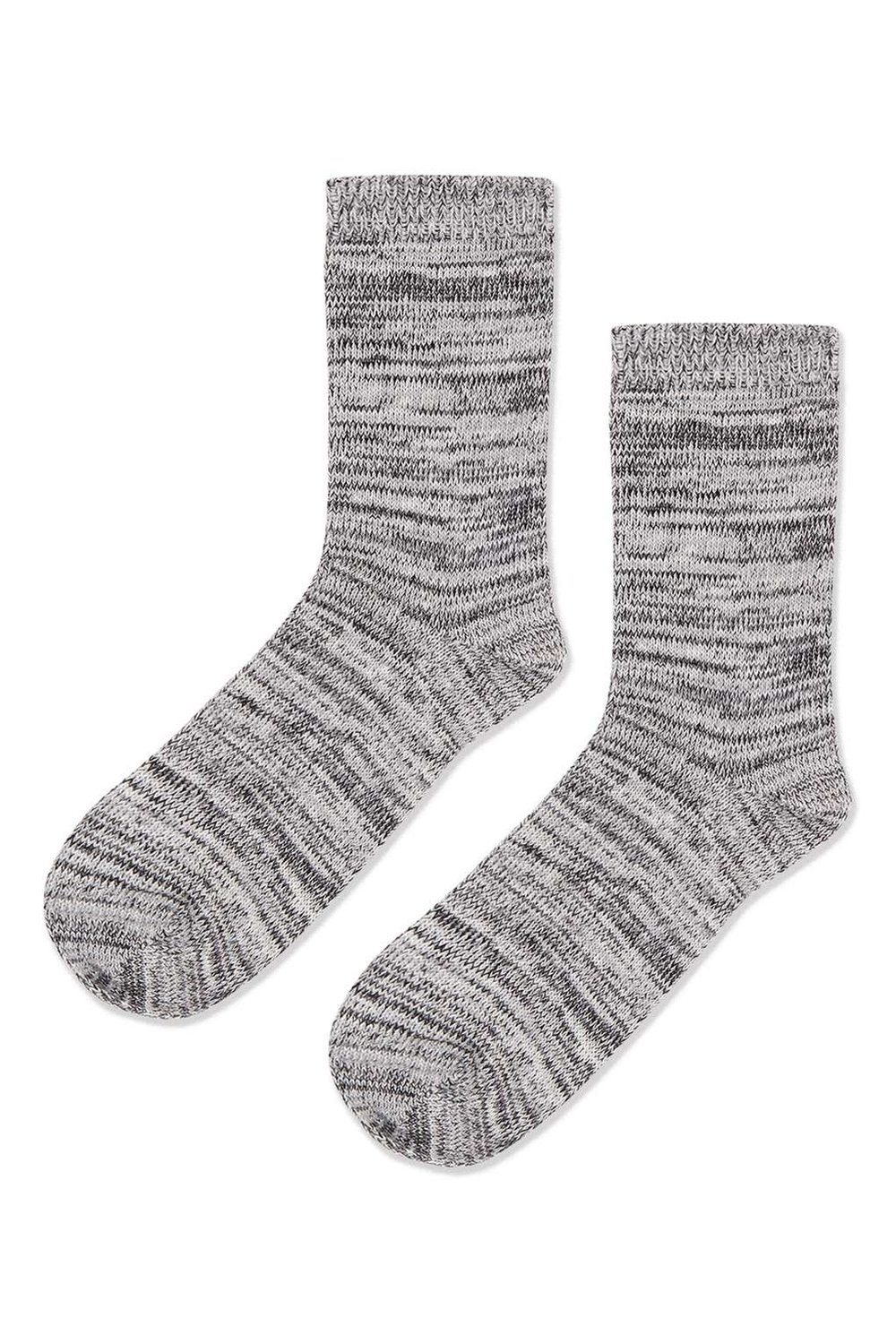 TOPSHOP CHUNKY SPACE DYE ANKLE SOCK
