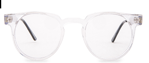 SPITFIRE TEDDY BOY CLEAR GLASSES