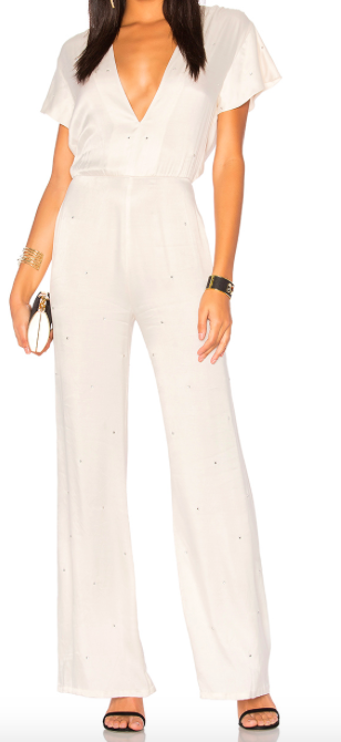 LPA WHITE JUMPSUIT 94