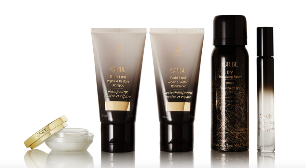 ORIBE HAIR HOLIDAY TRAVEL ESSENTIALS