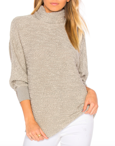 STATESIDE TURTLENECK SWEATER
