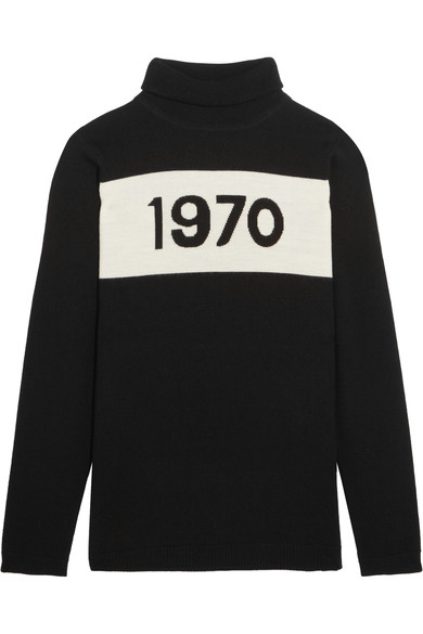 BELLA FREUD 1970 WOOL TURTLENECK