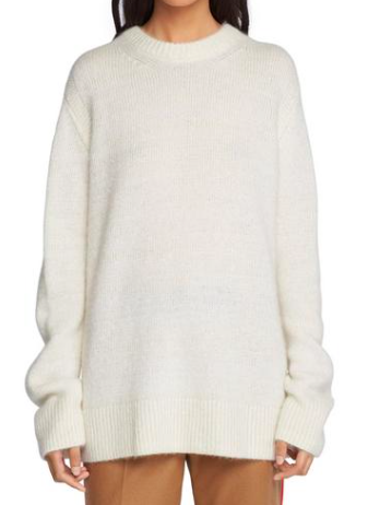 RAG & BONE 'OLIVIA' CREW NECK