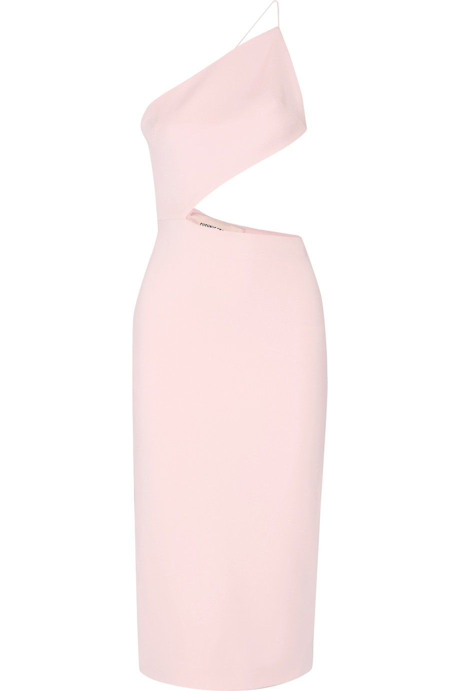 CUSHNIE ET OCHS 'CINDY' CUTOUT DRESS