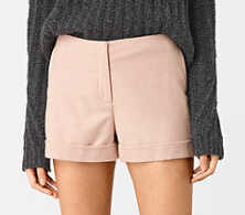 ALL SAINTS 'ALYAS' SHORTS