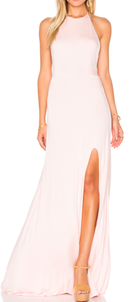 DE LACY 'NIKKI' MAXI DRESS