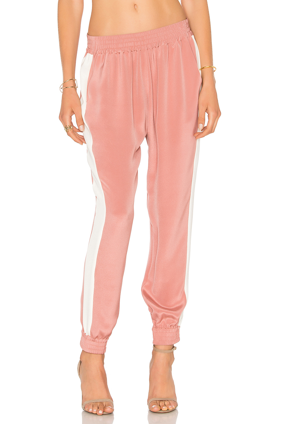 L'ACADEMIE X REVOLVE 'THE SILK' TROUSER