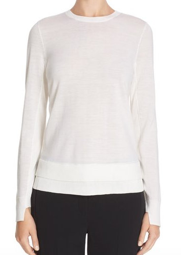 RAG & BONE CREW NECK SWEATER
