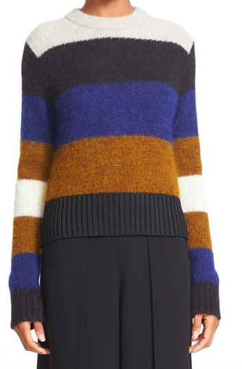 RAG & BONE 'BRITTON' STRIPED SWEATER