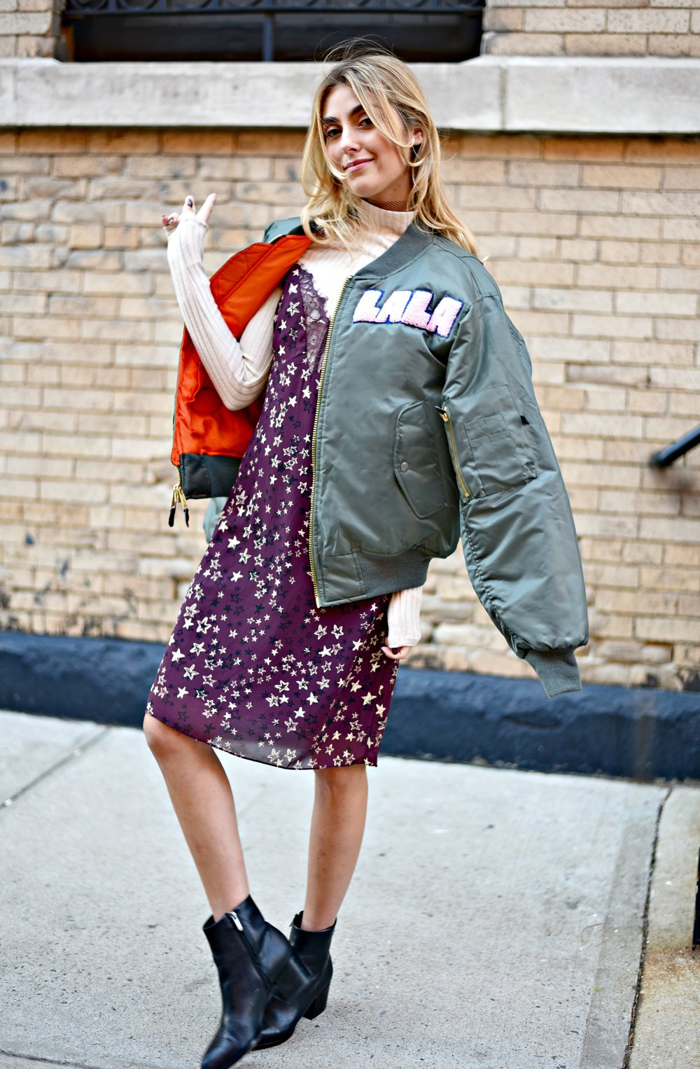 CHARLOTTE BICKLEY YIN 2MY YANG SISTER FASHION BLOGGERS NYC UNEMPLOYED DENIM PERSONALIZED BOMBER JACKET POST 4.jpg