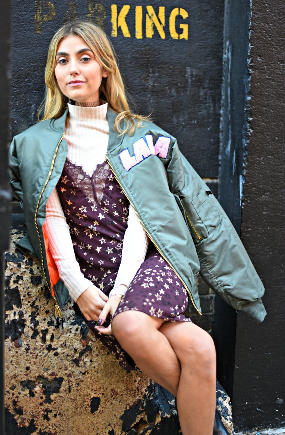 CHARLOTTE BICKLEY YIN 2MY YANG SISTER FASHION BLOGGERS NYC UNEMPLOYED DENIM PERSONALIZED BOMBER JACKET POST 7.jpg