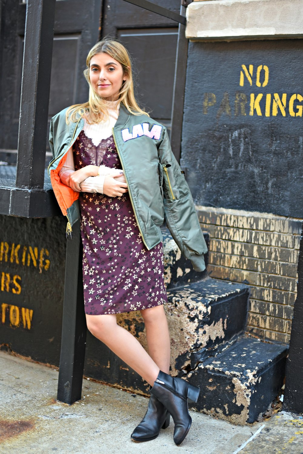CHARLOTTE BICKLEY YIN 2MY YANG SISTER FASHION BLOGGERS NYC UNEMPLOYED DENIM PERSONALIZED BOMBER JACKET POST 8.jpg