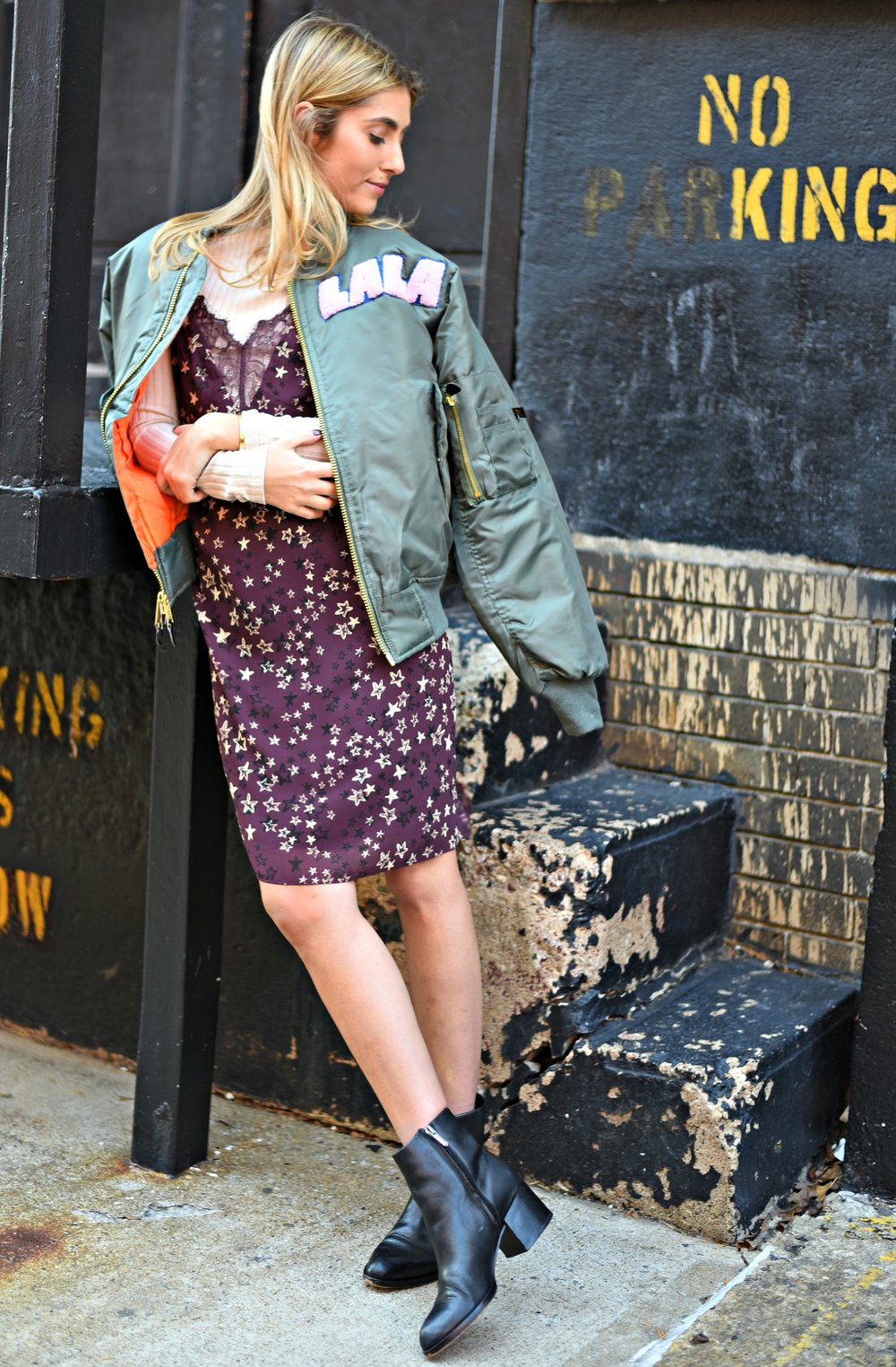 CHARLOTTE BICKLEY YIN 2MY YANG SISTER FASHION BLOGGERS NYC UNEMPLOYED DENIM PERSONALIZED BOMBER JACKET POST 10.jpg