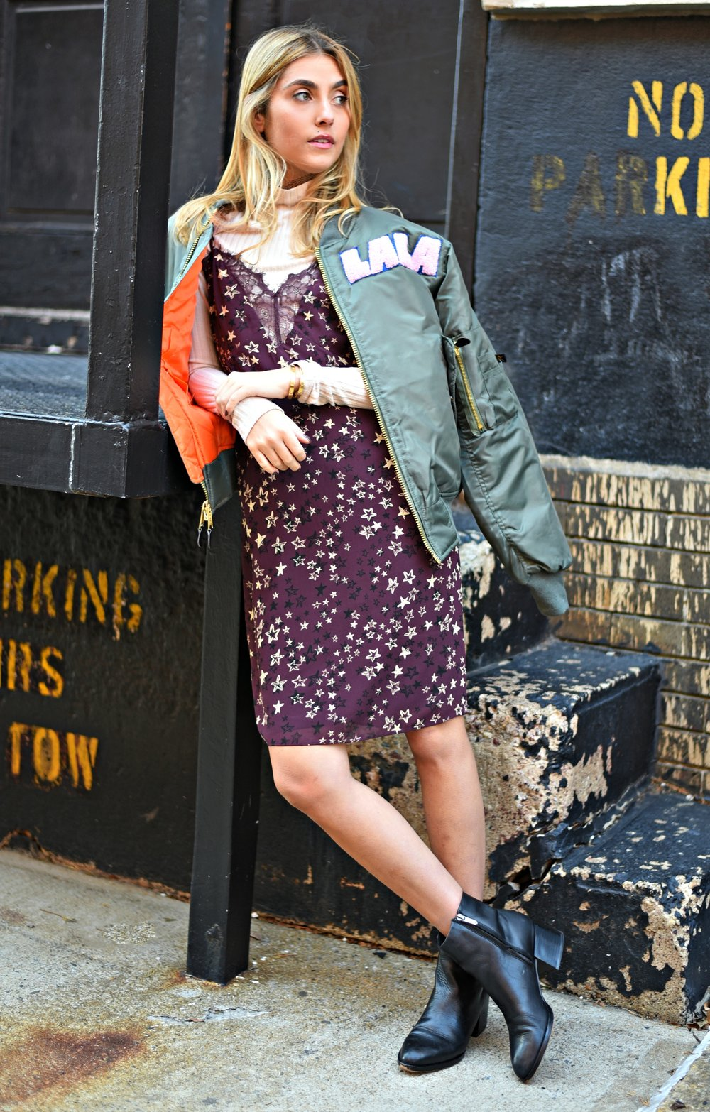 CHARLOTTE BICKLEY YIN 2MY YANG SISTER FASHION BLOGGERS NYC UNEMPLOYED DENIM PERSONALIZED BOMBER JACKET POST 12.jpg
