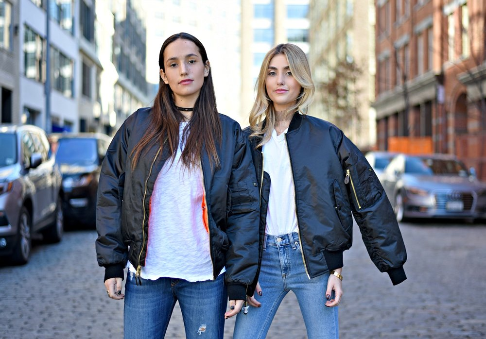 SOPHIE & CHARLOTTE BICKLEY YIN 2MY YANG SISTER FASHION BLOGGERS NYC UNEMPLOYED DENIM POST 2-2.jpg