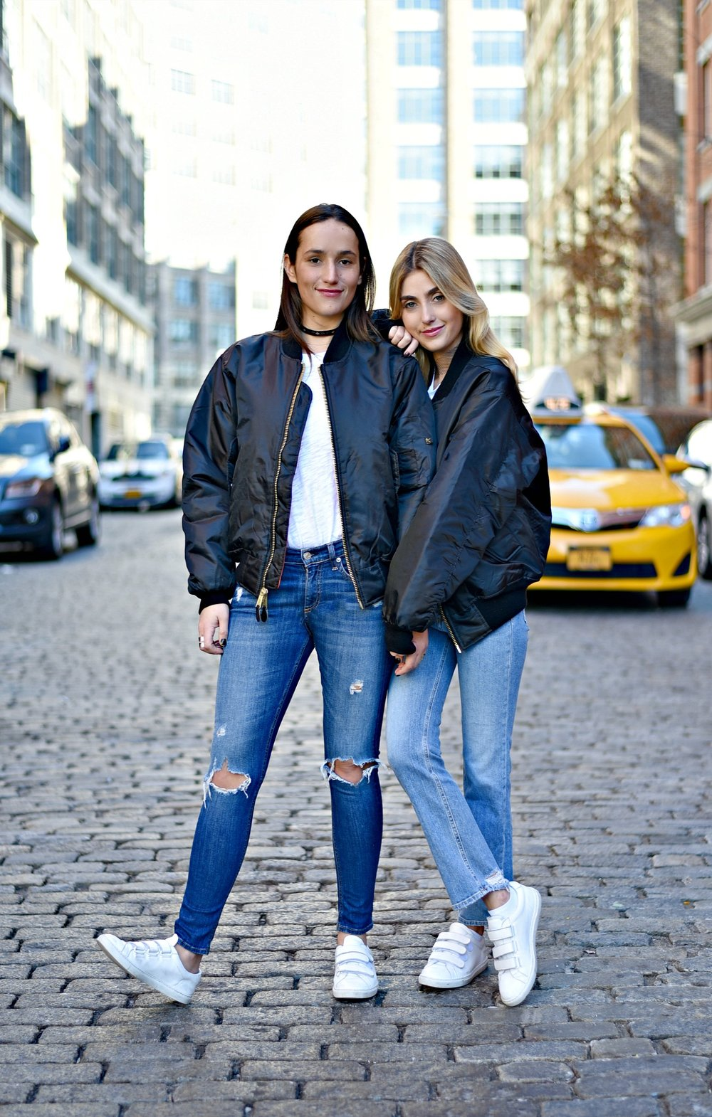 SOPHIE & CHARLOTTE BICKLEY YIN 2MY YANG SISTER FASHION BLOGGERS NYC UNEMPLOYED DENIM POST 11.jpg