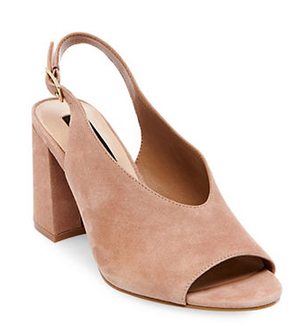 STEVEN BY STEVE MADDEN 'FUTURES' SLING BACK PUMPS
