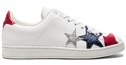 HILFIGER COLLECTION CLASSIC STAR SNEAKERS