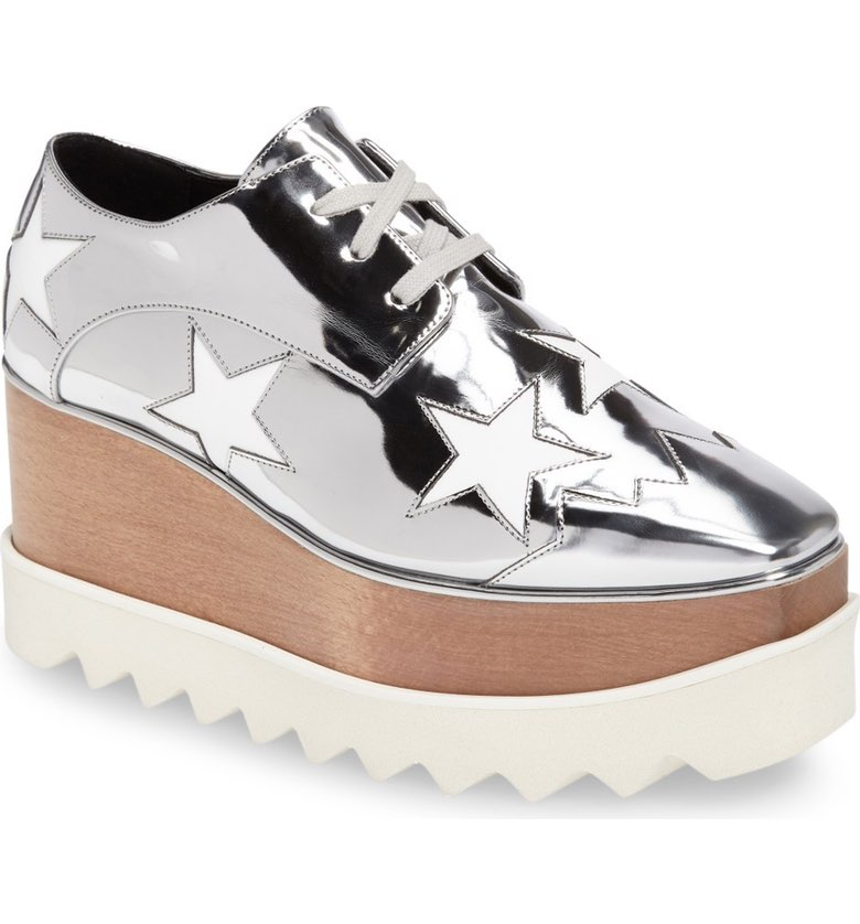 STELLA MCCARTNEY PLATFORM OXFORD