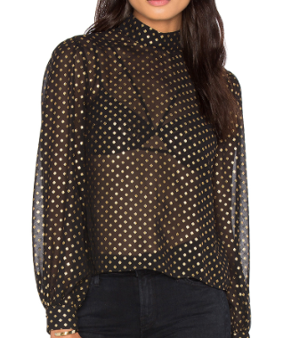 LPA POLKA DOT TOP