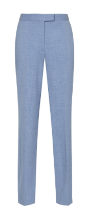 REISS LIGHT BLUE 'MILLER' TROUSERS
