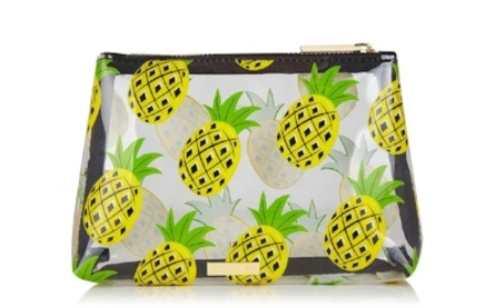 PINEAPPLE MAKEUP CASE