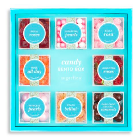 SUGARFINA SWEETEST MOM EIGHT-PIECE BENTO BOX