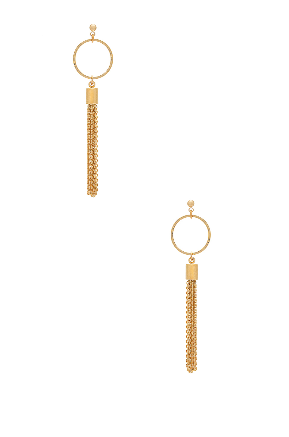 FIVE AND TWO 'DEVON' EARRINGS