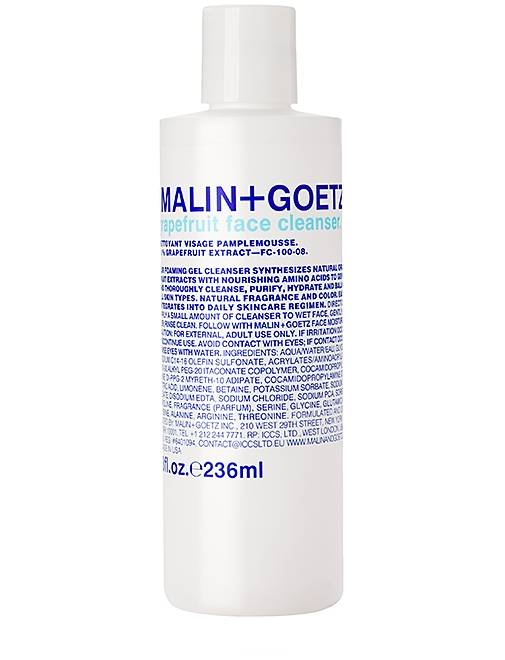 MALIN+GOETZ GRAPEFRUIT FACIAL CLEANSER
