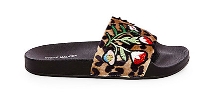 STEVE MADDEN 'PATCHES' SLIDES