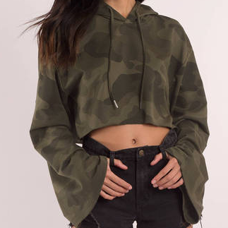 SHOW OFF CROP HODDIE