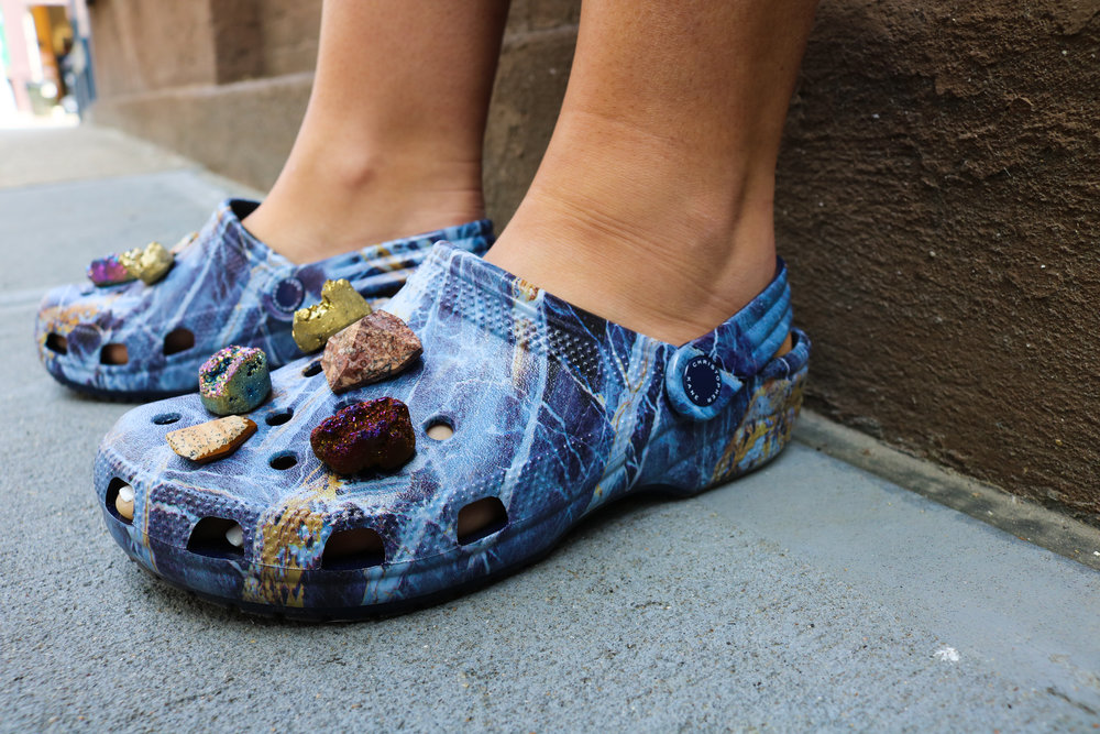 SOPHIE BICKLEY YIN 2MY YANG SISTER BLOGGER CROCS POST