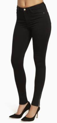 JOMAD 'PINECROFT' HIGH RISE SKINNY LEG