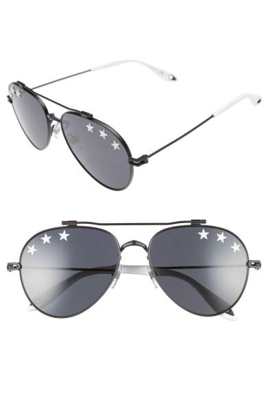 GIVENCHY STAR AVIATORS