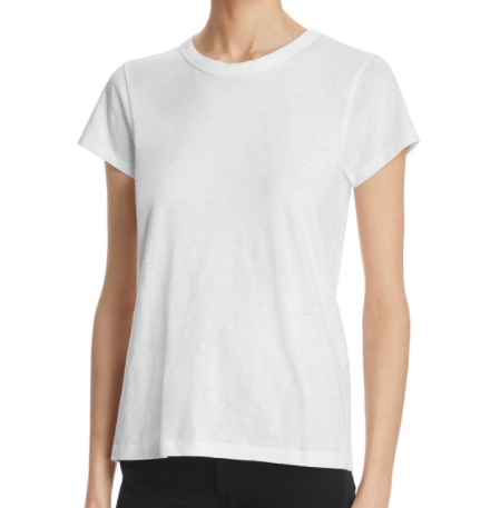 RAG & BONE WHITE TEE SHIRT
