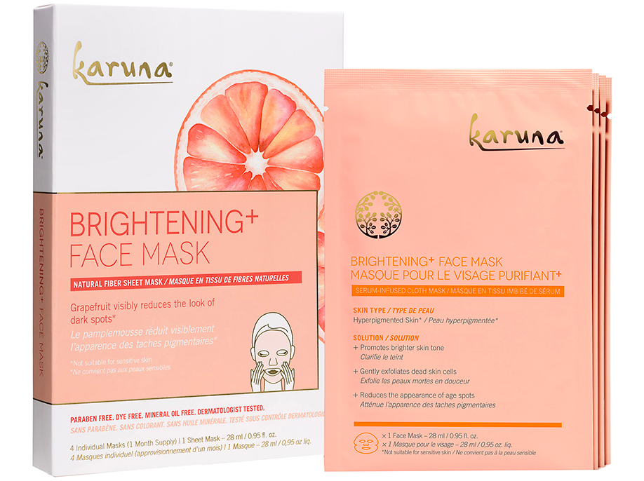 Karuna Brightening Mask