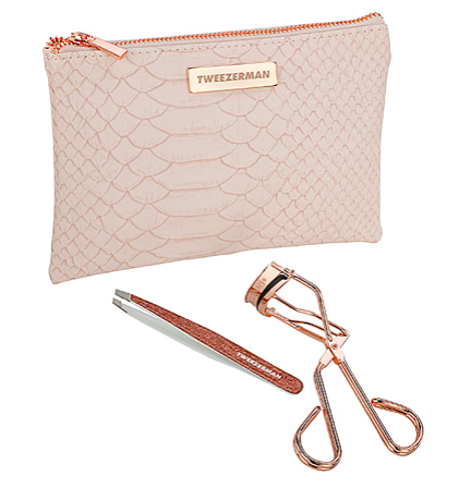 SPARKLE & SHINE GIFT SET TWEEZERMAN - $48