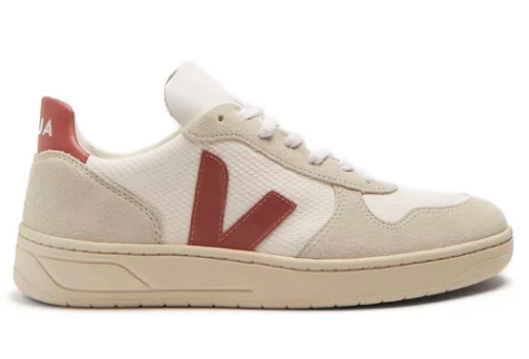 Veja V-10 Low Top Sneakers