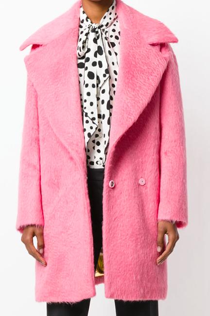 N21 Fur Coat