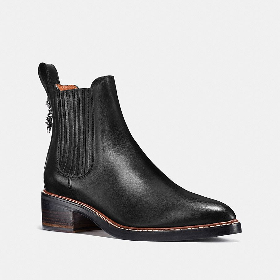 COACH BOWERY CHELSEA BOOTS