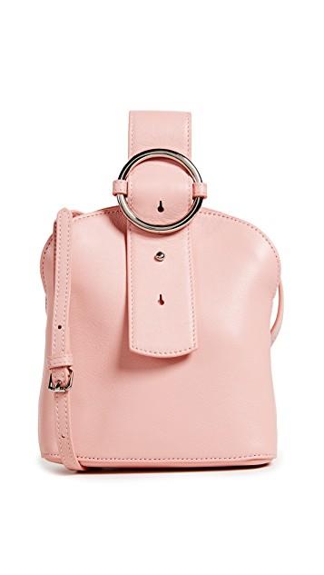 PARISA WANG ADDICTED PINK BRACELET BAG